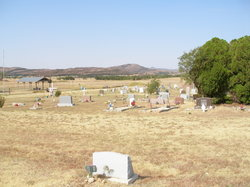 Saddle Mountain KCA Intertribal Cemetery