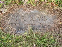 C. E. Alvis