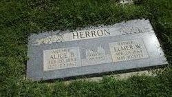Margaret Alice <i>Bates</i> Herron