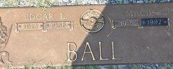Edgar Lee Ball