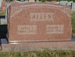 Annie Louise <i>Campbell</i> Allen