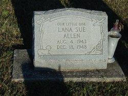 Lana Sue Allen