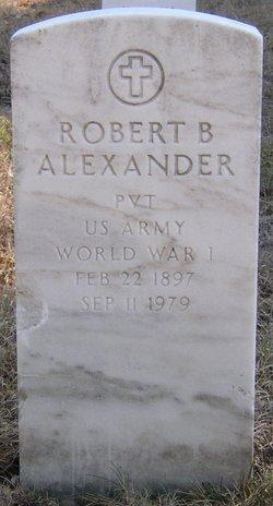 Robert Bennett Alexander, Sr
