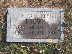 Nancy Ellen Ellen <i>Key</i> Brown