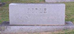 Ellen <i>Boswell</i> Bible
