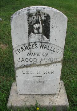 Frances A <i>Wolcott</i> Aughe