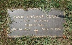 Wavie Thomas Clark