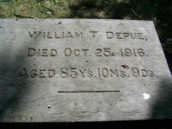 William T. Depue