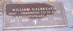 William Galbreath