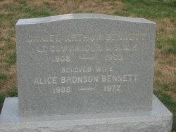 Alice D Bennett