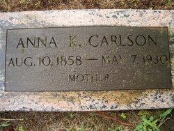 Anna K Carlson