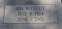 Ada McGauley
