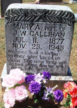 Mary Addie <i>Merrell</i> Callihan