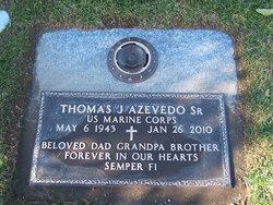 Thomas J Azevedo, Sr