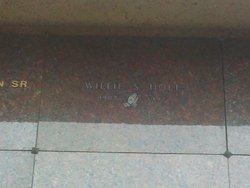 Willie Sale <i>Whitehorn</i> Holt