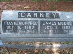 Thasie <i>Murfree</i> Carney