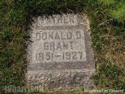 Donald Daniel Grant