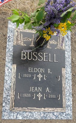 Jean Anne <i>Mitchell</i> Bussell
