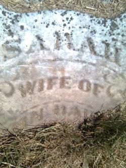 Sarah Sally <i>Tweedell</i> Barron