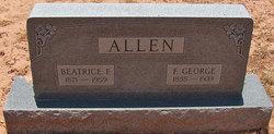 Beatrice <i>Fitch</i> Allen