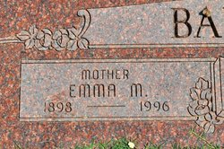 Emma Marie <i>Schafer</i> Bartels