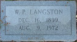 William Pressley Langston