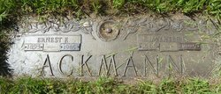Ernest Frederick Ernie Ackmann