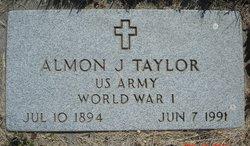 Almon J. Taylor