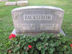 Arthur Walfred Backstrom