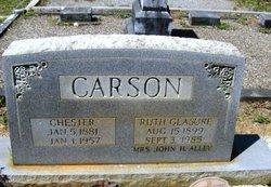 Ruth Mabel <i>Glasure</i> Carson