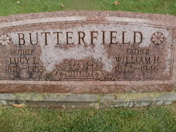 Lucy Ella <i>Hazelrigg</i> Butterfield