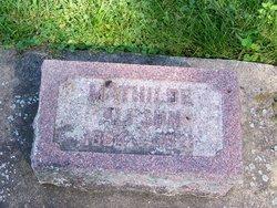 Mathilda <i>Hallum</i> Alfson