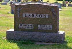 Nora Bella <i>Alfson</i> Larson