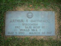 Arthur Smithback