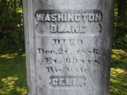 Washington Blake