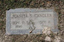 Juanita <i>Sult</i> Candler