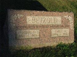 John D Betzold