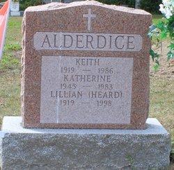 Lillian <i>Heard</i> Alderdice