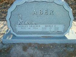Shirley <i>Graeber</i> Aber