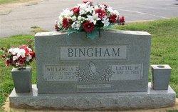 Willard Andrew Bingham