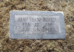 Abbie Verna Burris