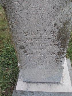 Sarah <i>Baker</i> Auld