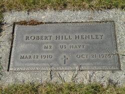 Robert Hill Henley