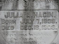 Julia A <i>Beasley</i> Hagin
