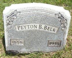 Peyton B Belk
