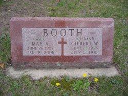 Gilbert W. Booth