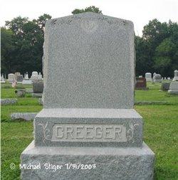Alma Belle <i>Oller</i> Creeger