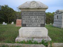 William Lewis Bud Scott
