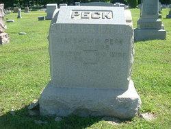 Matthew G Peck