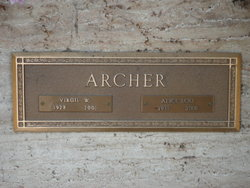 Alice Lou <i>Tubbs</i> Archer